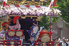 Hokkaido Shrine Festival  Middle of June