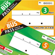 INTER CITY BUS PASS